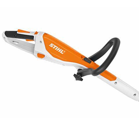 Aufbewahrung Ersatzmesser  Bei Verschleiß können die PolyCut-Messer einfach ausgetauscht werden. Bis zu sechs Ersatzmessern können einfach am Gerät aufbewahrt werden.
