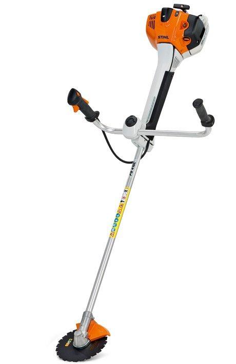 Gebrauchte                                          Freischneider:                     Stihl - FS 460 C-EM K (gebraucht)