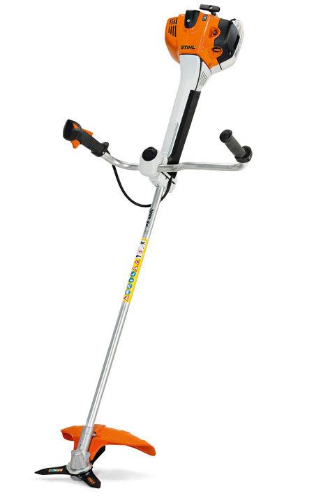 Freischneider:                     Stihl - FS 460 C-EM  mit Universalgurt Advance Plus Leuchtorange
