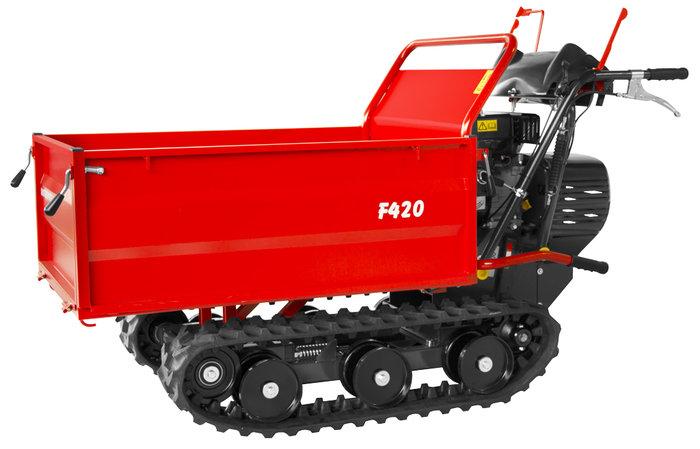 Allzwecktransporter:                     Herkules - F 420 H Hydro²