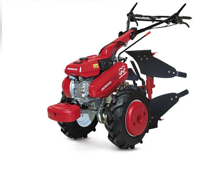 Einachsschlepper:                     Honda - F 560 FE (ohne Räder)