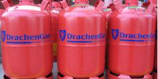 Gasheizgeräte: Drachengas - Flüssiggas