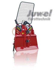 Seilwinden: Juwel - Forst-Seilwinde Juwel 45H, Zugkraft 4,5 to, hydraulische Steuerung