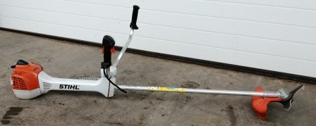 Gebrauchte                                          Motorsensen:                     Stihl - Freischneider FS 460 mit Gurt 190004 (gebraucht)