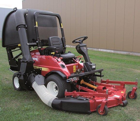 Modell CM374 mit optionaler Ausstattung