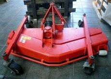 Gebrauchte  Kommunaltraktoren: Hako - Frontmähwerk 1,50 m (gebraucht)