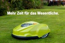 Mähroboter: Herkules - Wiper Premium C12 inkl. Bluetooth