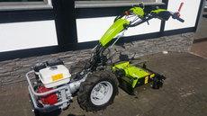 Einachsschlepper: Agria - 5900 Bison Diesel E-Start (Grundmaschine ohne Anbaugeräte)
