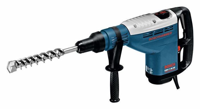 Mieten                                          Abbruchtechnik:                     Bosch - GBH 7-46 (mieten)
