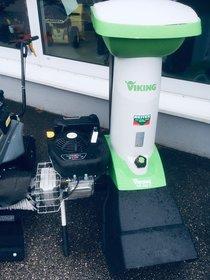 Gebrauchte Gartentechnik: Viking - GB 460 C  Viking Benzinhäcksler (gebraucht)