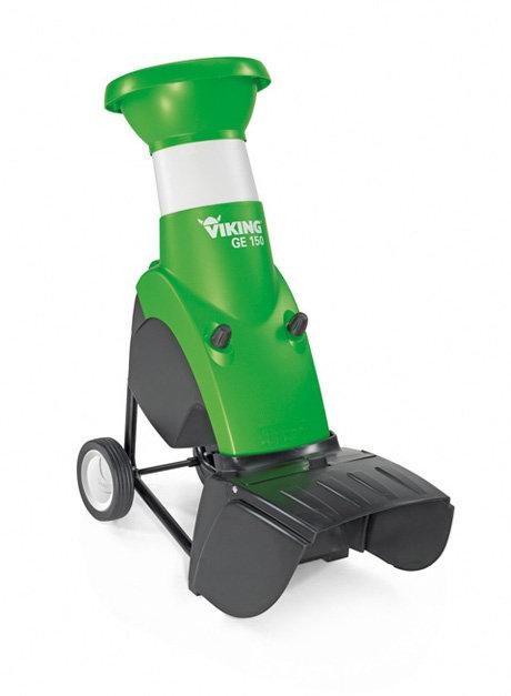 Angebote                                          Gartenhäcksler:                     Viking - GE 150 (116 cm) (Aktionsangebot!)