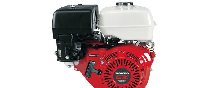 4-Takt-Leistung -  Führende Motorenhersteller der Welt liefern die Aggregate, die anhand des Anforderungsprofils jedes einzelnen Häckslermodells ausgewählt werden.