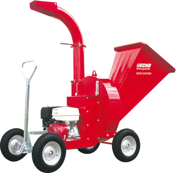 Gartenhäcksler:                     Echo - GHX-CH1900