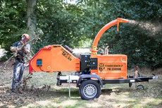 Mieten  Gartenhäcksler: Echo - GHX-CH 2500 D (mieten)