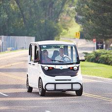 Elektrofahrzeuge: Goupil - GOUPIL GEM