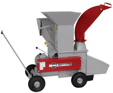 Gartenhäcksler:                     BGU - GSE 242 Combi