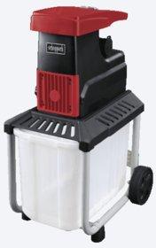 Gartenhäcksler: Scheppach - GSE 45 S