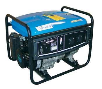 Stromerzeuger:                     Güde - GSE 4700