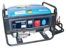 Stromerzeuger: Güde - GSE 5500 DSG