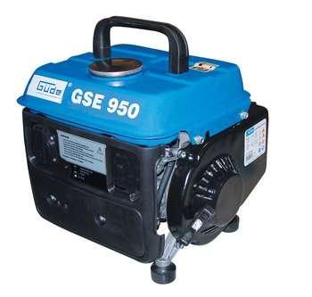 Stromerzeuger:                     Güde - GSE 950
