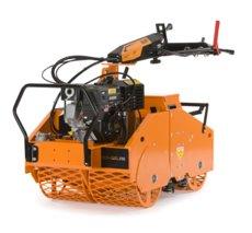 Baumaschinen: Eliet - GZC 750 6.5 PS Honda GX200 (Hydrostatgetriebe)