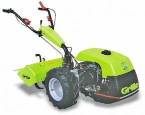 Einachsschlepper:                     Grillo - G 55 (GX 160)