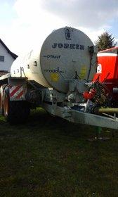 Gebrauchte  Gülletechnik: Joskin - Güllefass / Güllewagen 12.000l (gebraucht)