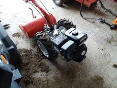 Mieten  Motorhacken: Eurosystems - Gartenfräse E450 (mieten)