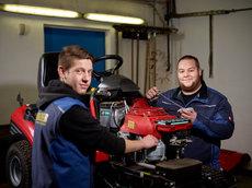 Reparatur: SERVICE - Gartengeräte - Service und Reparatur