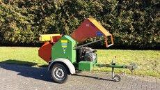 Mieten Gartenhäcksler: Diverse - Gartenhäcklser (Benzin) bis 7cm (mieten)