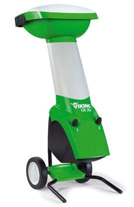 Mieten                                          Gartenhäcksler:                     Viking - Gartenhäcksler GE 355 (mieten)
