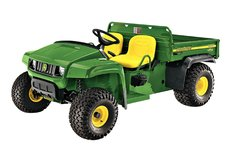Allzwecktransporter: John Deere - Gator  TH  6x4