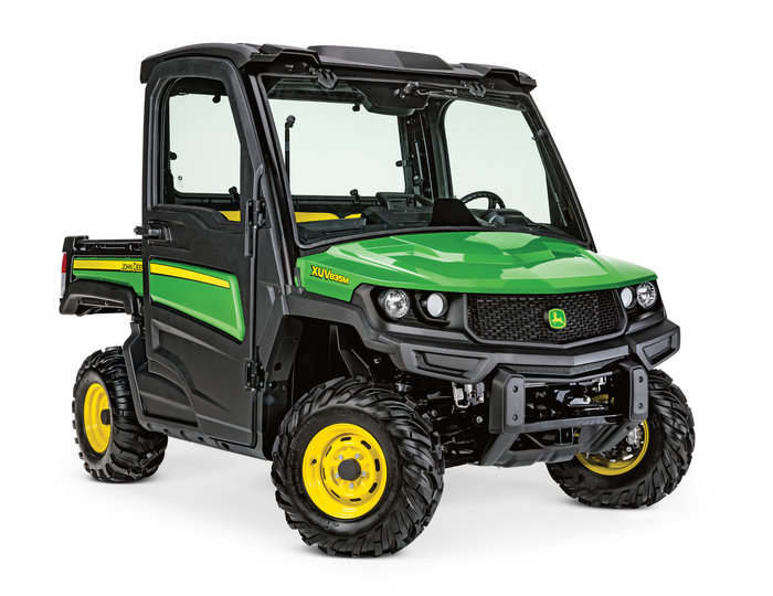 john deere gator xuv 835m allzwecktransporter in. Black Bedroom Furniture Sets. Home Design Ideas