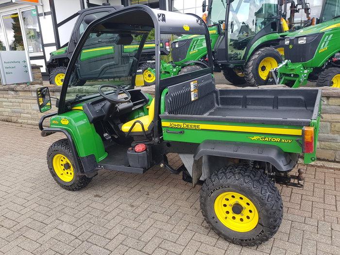 Gebrauchte                                          Transport Fahrzeuge :                     John Deere - Gator XUV 850 D  (gebraucht)