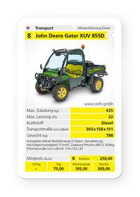 Allzwecktransporter: John Deere - ProGator 2030A (Diesel)