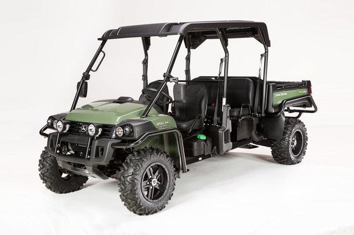 Allzwecktransporter:                     John Deere - Gator XUV 855D S4