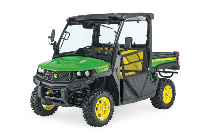 john deere gator xuv 865m allzwecktransporter in. Black Bedroom Furniture Sets. Home Design Ideas