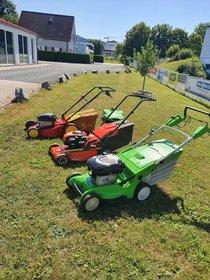 Gebrauchte  Benzinrasenmäher: Rasenmäher Gebraucht - Gebrauchte Rasenmäher (gebraucht)