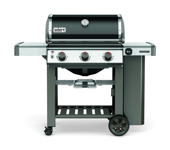 Gasgrills:                     Weber-Grill - Genesis II E-310 GBS