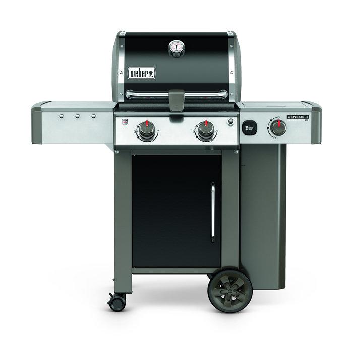 Gasgrills:                     Weber-Grill - Genesis® II LX E-240 GBS – Gasgrill