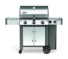 Gasgrills: Weber-Grill - Genesis II LX S-340 GBS (Art.-Nr.: 63014179)