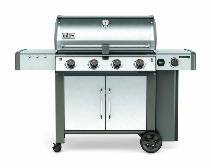 Gasgrills:                     Weber-Grill - Genesis® II LX S-440 GBS – Gasgrill