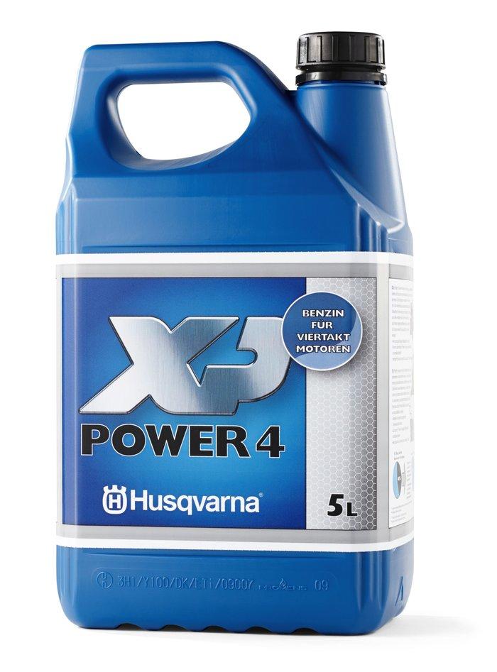 Gartentechnik:                     Husqvarna - Gerätebenzin für 4 Taktmotoren 5l