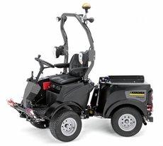 Kommunalfahrzeuge: Kärcher - Geräteträger MIC 26C