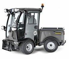 Kommunalfahrzeuge: Kärcher - Geräteträger MIC 50