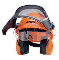 Mieten  Motorsägen: Stihl - Gesichts- und Kopfschutz (mieten)