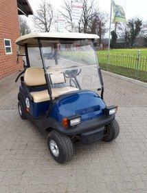 Gebrauchte  Golfplatztechnik: Club Car - Golfcar Club Car Precedent Blue (gebraucht)