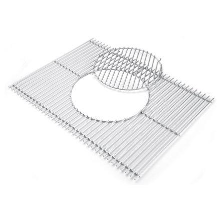 Grillzubehör:                     Weber-Grill - Gourmet BBQ System - Grillrost mit Grillrosteinsatz Art.-Nr. 7587