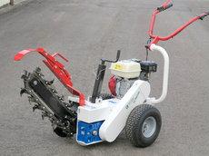 Mieten Bodenbearbeitungsmaschinen: Garbin - Grabenfräse TZ M65 RL (mieten)