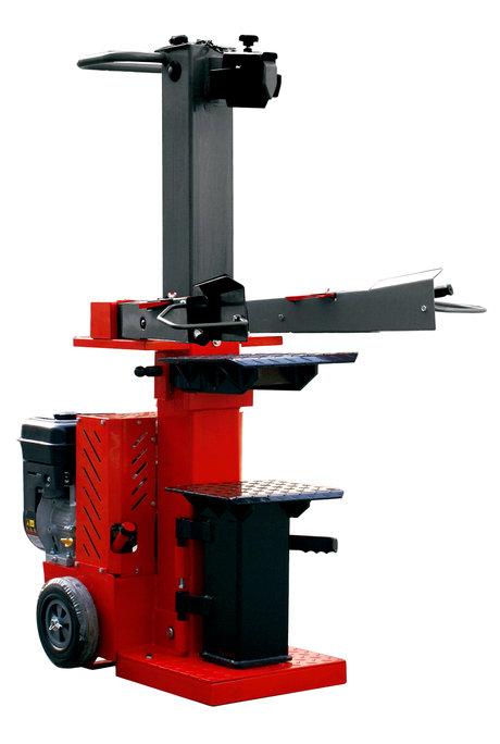 Holzspalter:                     GREENBASE - Greenbase Brennholzspalter 10 Eco Benzin / 15262